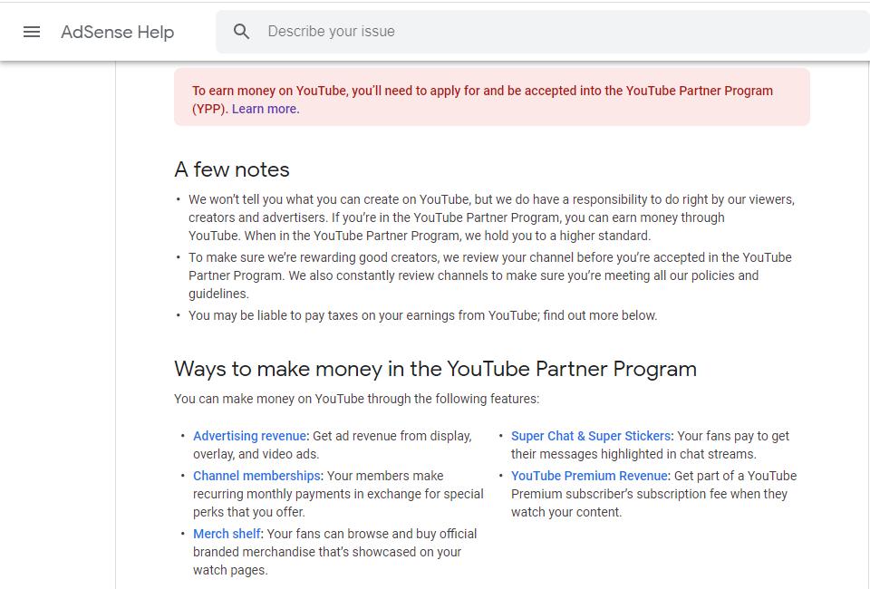 Monetize Your Videos