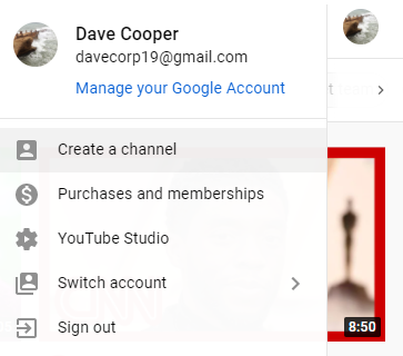 hoe zet je een youtubekanaal op