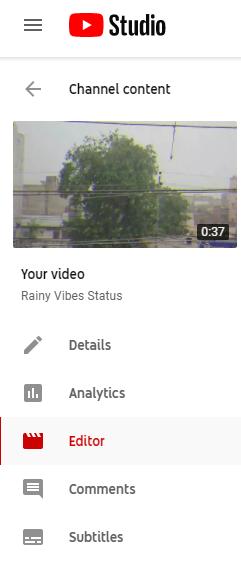 videobewerkingsgereedschap