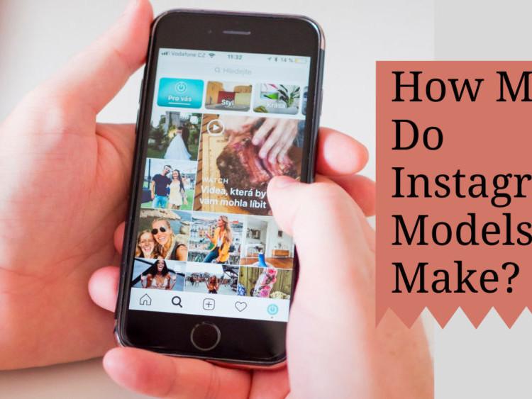 how much do Instagram models make