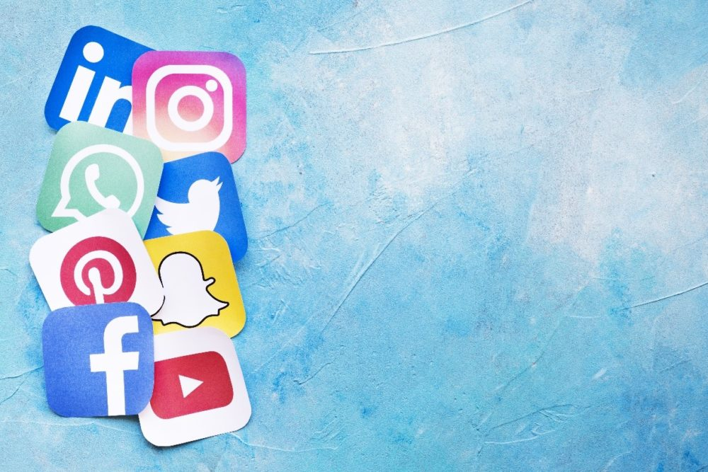 Usa altre piattaforme di social media
