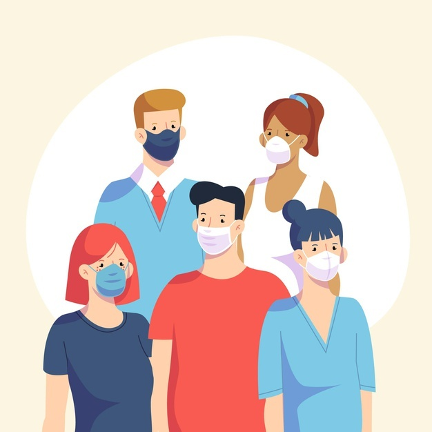 Premium fashion mask